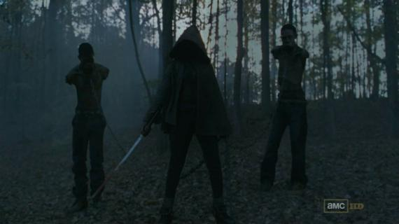 Imagen de la segunda temporada de The Walking Dead (2012), episodio 2x13: Beside the Dying Fire