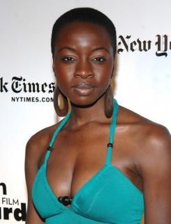 Danai Gurira será Michonne en The Walking Dead