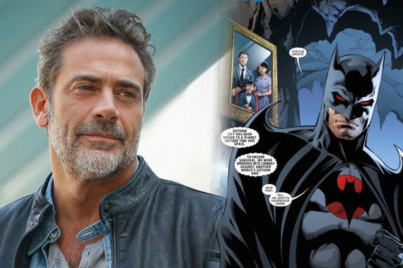Jeffrey Dean Morgan quiere interpretar al Batman de Flashpoint