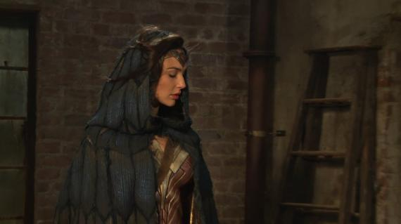Imagen del set de Wonder Woman (2017)