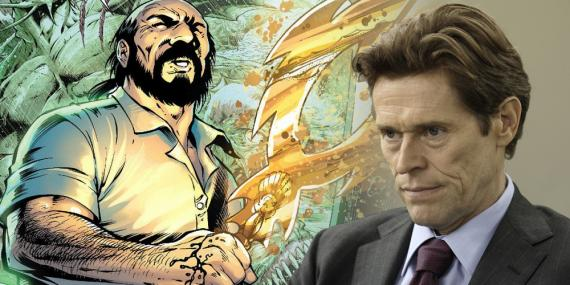 Willem Dafoe será Vulko en Justice League (2017)