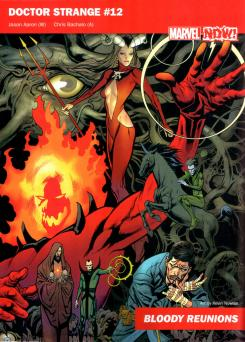 Avance Marvel NOW!: Doctor Strange #12