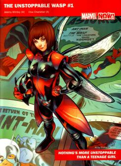 Avance Marvel NOW!: The Unstoppable Wasp #1