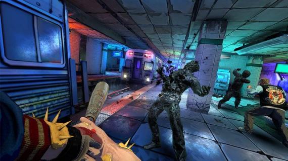 Captura del videojuego Suicide Squad: Special Ops