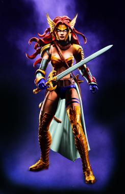 Guardians of the Galaxy Legends - Angela
