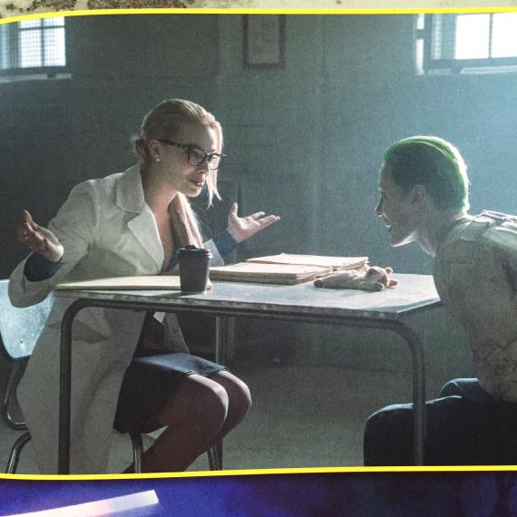 Scan de Suicide Squad: Behind The Scenes With The Worst Heroes Ever