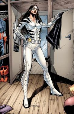 Angela del Toro / White Tiger en los cómics de Marvel