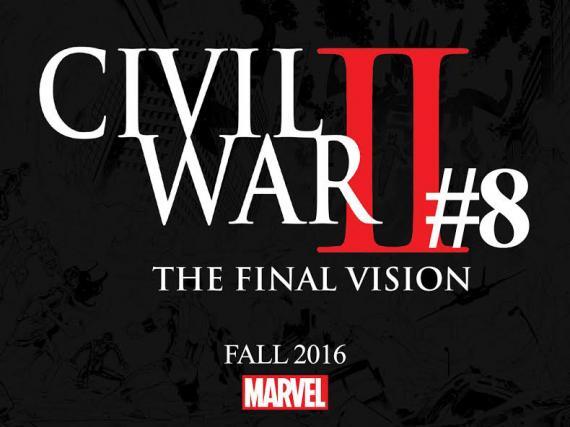 Civil War II se extiende con un octavo número