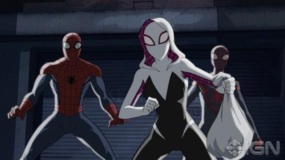 Imagen de Ultimate Spider-Man vs. The Sinister Six: Return to the Spider-Verse