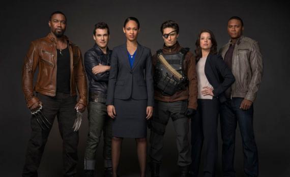 Escuadrón Suicida en la segunda temporada de Arrow