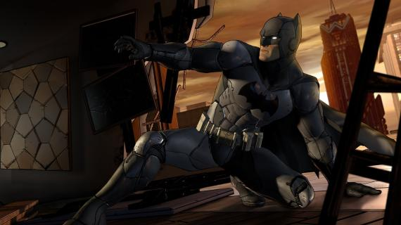 Imagen de Batman: The Telltale Series - Children of Gotham