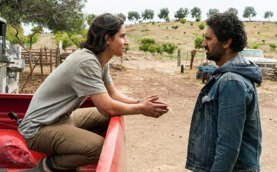 Imagen de la segunda temporada de Fear The Walking Dead
