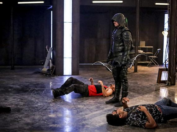Imagen de Arrow 5x02: The Recruits