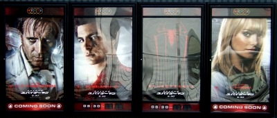 Pósters individuales (a baja calidad) de The Amazing Spider-Man (2012)