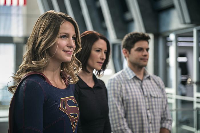 Imagen de Supergirl 2x03: Welcome to Earth