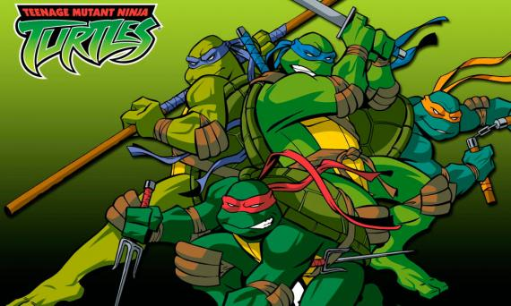 El reinicio de Teenage Mutant Ninja Turtles se llamará Ninja Turtles