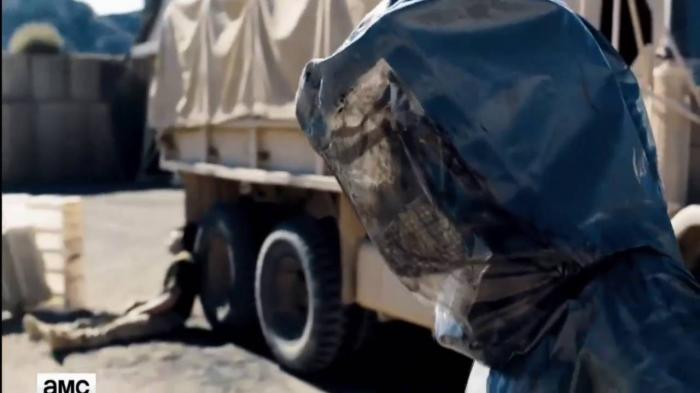 Captura de la miniserie online Fear The Walking Dead: Passage