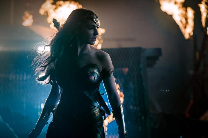 Primera imagen oficial de Wonder Woman en Justice League con motivo de su nombramiento honorífico en la O.N.U.