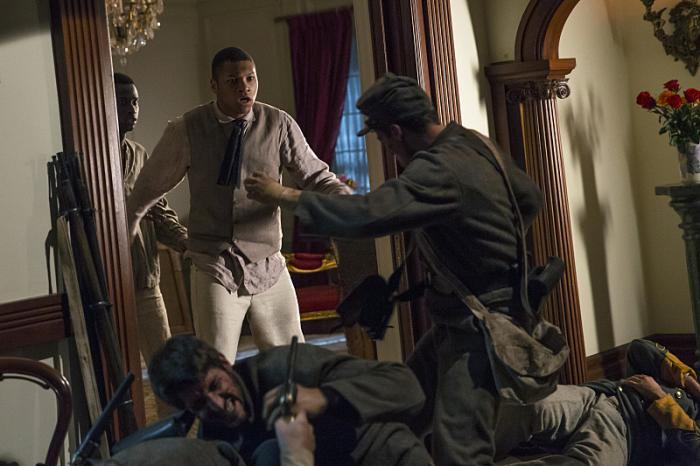 Imagen de DC's Legends of Tomorrow 2x04: Abominations