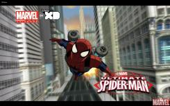 Wallpaper de la primera temporada de Ultimate Spider-Man (2012)