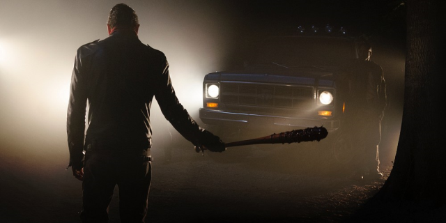 Imagen de The Walking Dead 7x01: The Day Will Come When You Won't Be