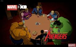 Wallpaper de la primera temporada de The Avengers: Earth's Mightiest Heroes! (2012)