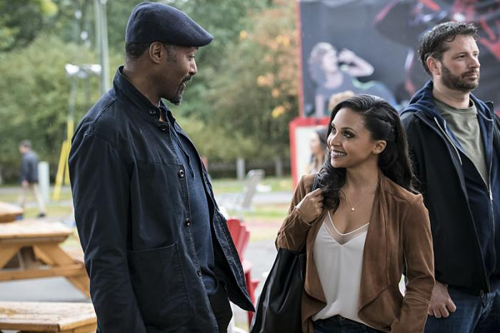 Imagen de The Flash 3x06: Shade