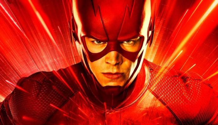 Póster de la tercera temporada de The Flash