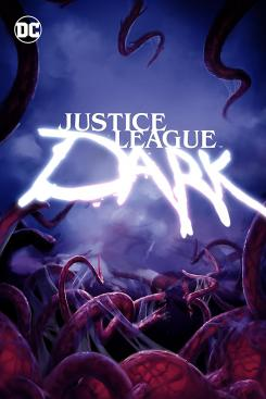 Póster de Justice League Dark