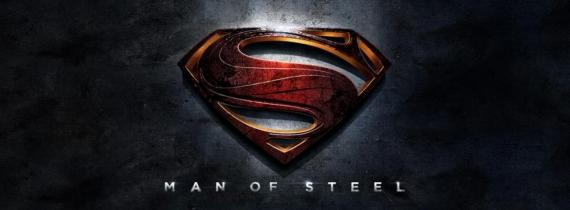 Banner de la película Man of Steel (2013)