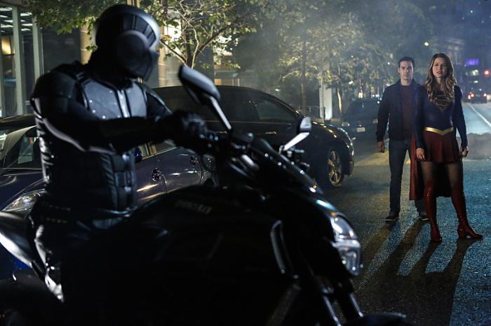Imagen de Supergirl 2x06: Changing