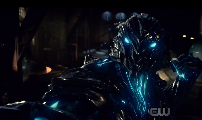 Savitar en la tercera temporada de The Flash (2014 - ?)