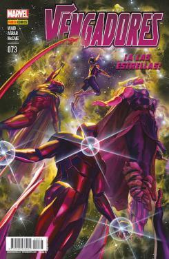 Vengadores 73 - Portada de Alex Ross