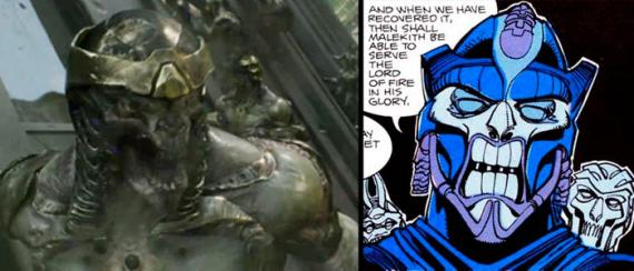 Dark Elves, ¿posible ejército de Loki en The Avengers (2012)?