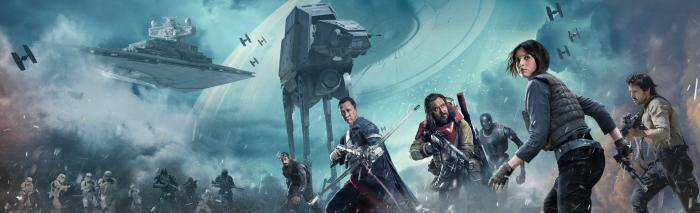 Banner de Rogue One: Una historia de Star Wars (2016)