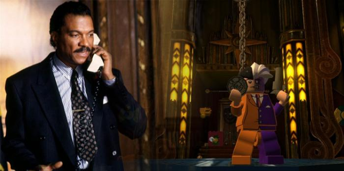 Billy Dee Williams pondrá voz a Two Face en The LEGO Batman Movie