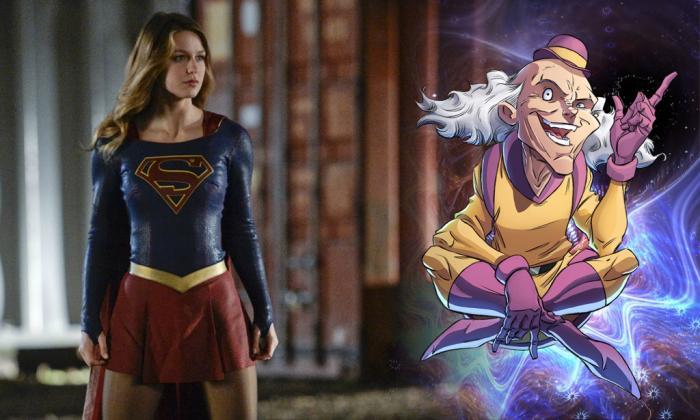 Mr. Mxyzptlk aparecerá en Supergirl
