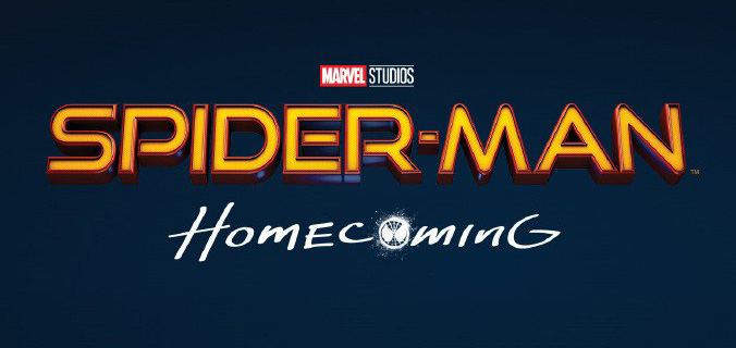 Logo de Spider-Man: Homecoming (2017)