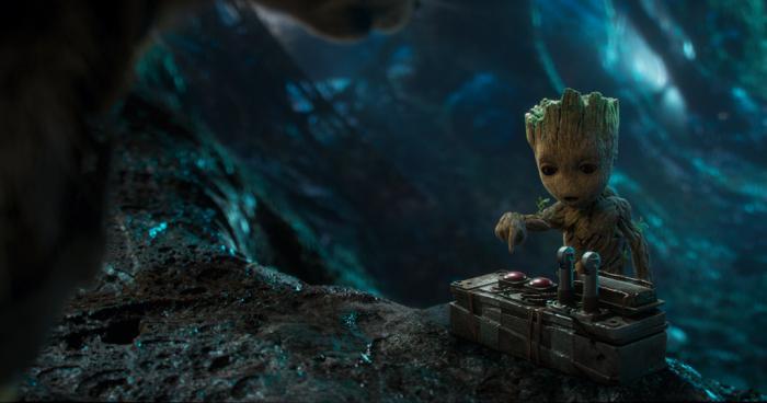 Imagen de Guardianes de la Galaxia Vol. 2 (2017), Baby Groot
