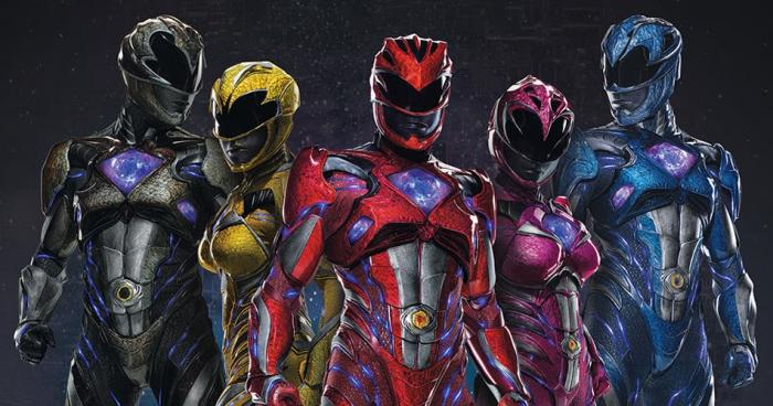 Portada de Power Rangers: Aftershock