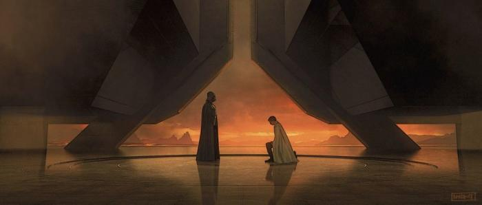Arte conceptual de Rogue One: Una historia de Star Wars