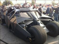 Batmobile de Batman Begins (2005)