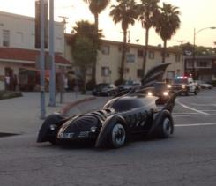 Batmobile de Batman Forever (1995)