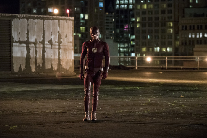 Imagen de The Flash 3x10: Borrowing problems from the future