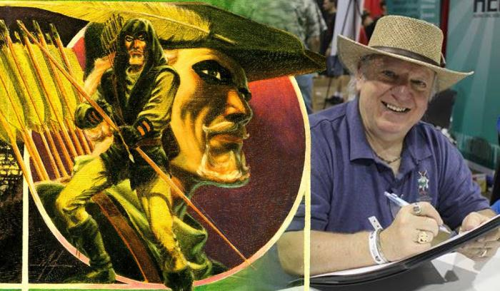Mike Grell fue artista en Green Arrow: The Longbow Hunters