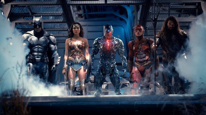 Imagen de Justice League (2017)