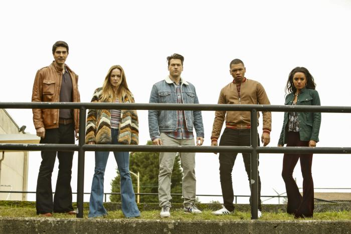Imagen de Legends of Tomorrow 2x09: Raiders of the Lost Art
