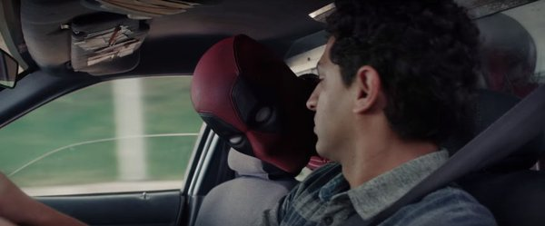 Dopinder y Deadpool