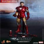 Figura de Iron Man con la Mark VI de Hot Toys