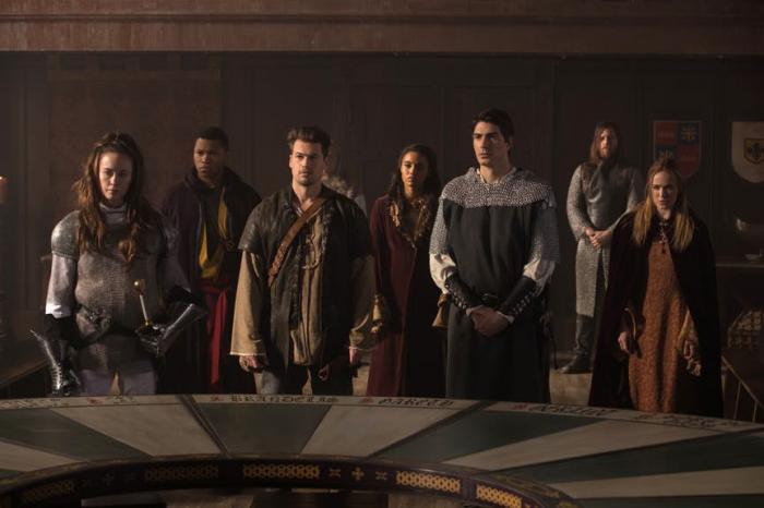 Imagen de Legends of Tomorrow 2x12: Camelot / 3000